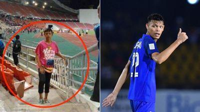 'Thần đồng' vừa ghi 5 bàn thắng sau 2 trận của U23 Thái Lan là ai?