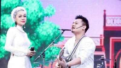 'Yêu nữ' Vũ Hạnh Nguyên bất ngờ nền nã, song ca với Nguyễn Đức Cường