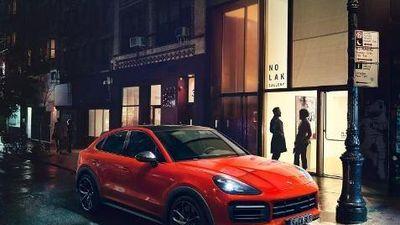 Trọn bộ ảnh và video Porsche Cayenne Coupe hoàn toàn mới