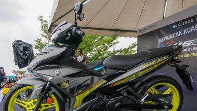 Yamaha Exciter 2019 ra mắt tại Malaysia, chậm hơn cả năm so với VN