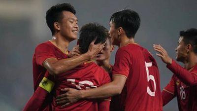 U.23 Việt Nam dẫn 3-0, tan nát U.23 Thái Lan
