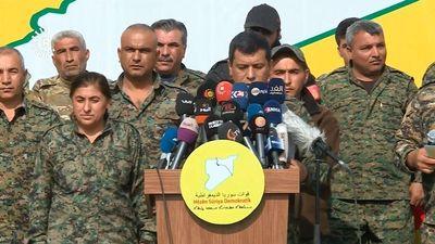 Lực lượng Dân chủ Syria mừng chiến thắng, IS tiếp tục hạ vũ khí đầu hàng