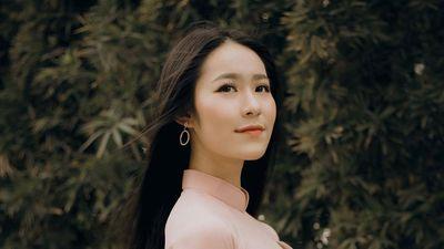 Tân hoa khôi ĐH Văn hóa Hà Nội: 'Chắc vì cao nên không ai theo đuổi'