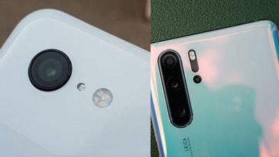 Test camera Huawei P30 Pro và Google Pixel 3 XL