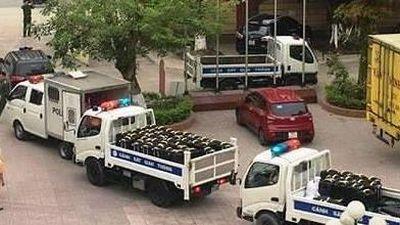 Khám nhà nghi phạm điều hành đường dây ma túy lớn nhất Nghệ An