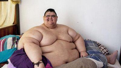 Hành trình giảm cân để không chết sớm của người đàn ông nặng 595 kg