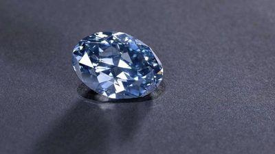 Viên kim cương 'hoàn hảo nhất thế giới', tinh khiết gần như tuyệt đối