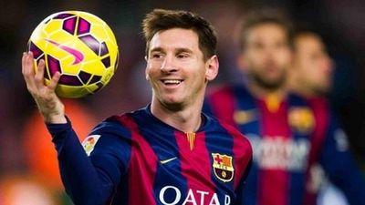 'Messi xứng đáng giành QBV ngay cả khi không vô địch Champions League'