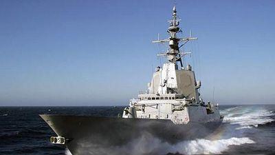 Soi 4 tàu chiến NATO vừa vào biển Baltic đã bị Nga 'tóm'