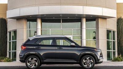 CLIP: Ngắm Hyundai Venue 2020 giá rẻ vừa trình làng