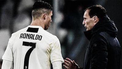 HLV Allegri: 'Ronaldo là tương lai của Juventus'