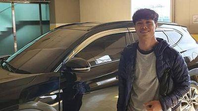 Tiền đạo Công Phượng sở hữu Hyundai Tucson ở Hàn Quốc