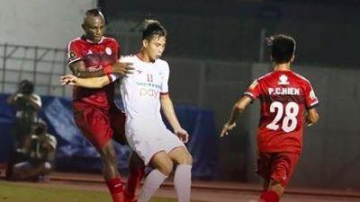 Bất bại sau 6 vòng đấu, CLB TP.HCM giữ vững đỉnh bảng xếp hạng V.League