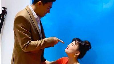 Bạo miệng gọi Trấn Thành là 'thú cưng của chị', Hari Won bị chồng 'tát' cho giật nảy người
