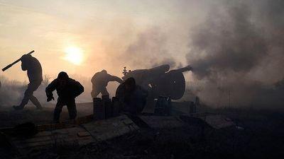 Đặc nhiệm Ukraine tấn công Donbass phá hoại bầu cử tổng thống