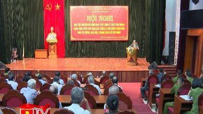 Xây dựng ý thức tôn trọng nhân dân theo tư tưởng, đạo đức, phong cách Hồ Chí Minh