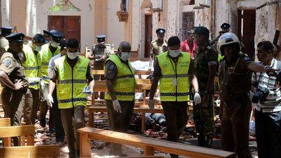 Sri Lanka tố cáo 'mạng lưới quốc tế' đứng sau vụ đánh bom hàng loạt