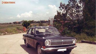 Nhìn lại xe hạng sang Volga một thời cho Bộ trưởng Việt