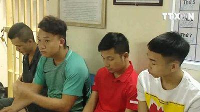 Bắt hai vụ sử dụng ma túy tại quán bar ở Hà Nội