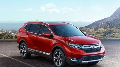 Honda CR-V giảm giá mạnh, tặng phụ kiện 100 triệu đồng