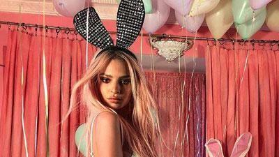 'Thiên thần' Victoria's Secret hóa thành nàng thỏ gây 'bỏng mắt' trong dịp lễ Phục sinh