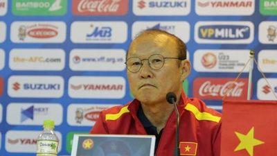 HLV Park Hang-seo xúc động trước những lời chúc của học trò cũ trước thềm giải đấu lớn của ĐTVN