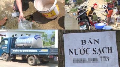 Thiếu nước sạch, nhiều khách sạn nhà nghỉ ở Sa Pa không dám mở cửa đón khách