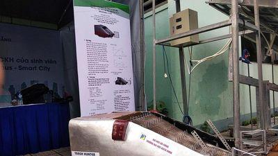 Những sáng chế học đường 'đáng tiền' ở Đà Nẵng