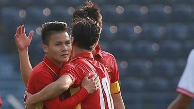 U23 Việt Nam đối đầu Myanmar khi đội tuyển tham dự King's Cup