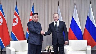 Lãnh đạo Nga và Triều Tiên thảo luận tình hình khu vực