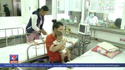Nhiều trẻ em nhập viện do nắng nóng kéo dài