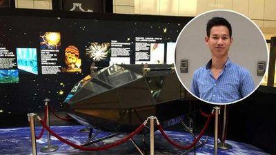 Phi thuyền 'made in Vietnam' đầu tiên sắp đưa người lên không gian