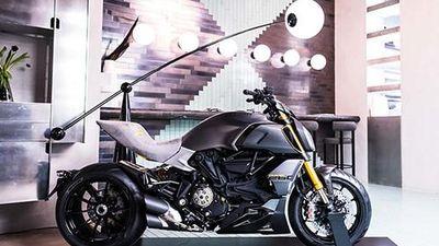 Ngắm xe môtô Ducati Diavel 1260S Materico độc nhất, vô nhị