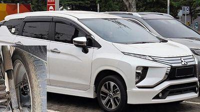 Sau lỗi bơm xăng, khách Việt 'tố' Mitsubishi Xpander chảy dầu