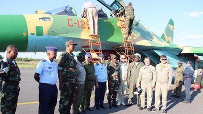 12 máy bay Su-30K từng được dự đoán tới Việt Nam đã có chủ