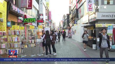 Thói quen sử dụng mỹ phẩm tại Hàn Quốc