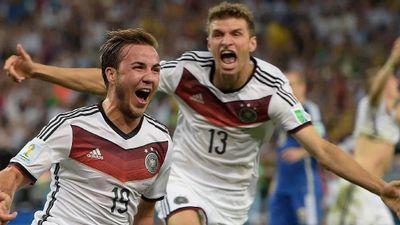 Khoảnh khắc Mario Goetze đưa ĐT Đức vô địch World Cup 2014