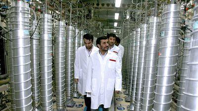 Iran tăng gấp 4 công suất sản xuất uranium