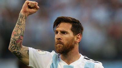 Messi viết lại giấc mơ lần đầu vô địch cùng tuyển Argentina