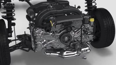 Động cơ boxer hoạt động thế nào, có gì đặc biệt khiến Subaru 'say mê'?