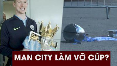 Manchester City làm vỡ cúp vô địch, thực hư ra sao?