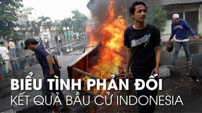 Bạo loạn sau bầu cử Indonesia, 6 người chết