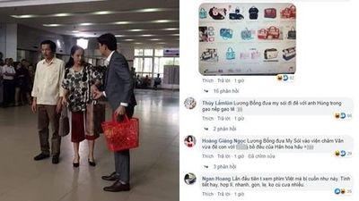 'Về Nhà Đi Con' lộ clip Quốc Trường đưa Bảo Thanh đi đẻ nhưng chiếc làn đỏ huyền thoại lại chiếm trọn spotlight