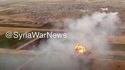 Thánh chiến Syria ồ ạt tấn công phía tây bắc Hama, quyết đầy lùi quân đội Syria