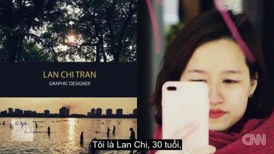 CNN tung clip giới thiệu vẻ đẹp hiếm có của Hà Nội