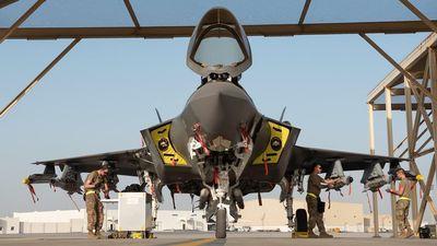 F-35 'quái thú' của Mỹ thực thi nhiệm vụ tại Trung Đông