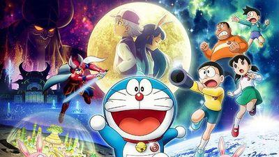 'Doraemon: Nobita và Mặt Trăng phiêu lưu ký' - sức mạnh của niềm tin