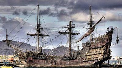 Top tàu cướp biển khét tiếng nhất lịch sử nhân loại
