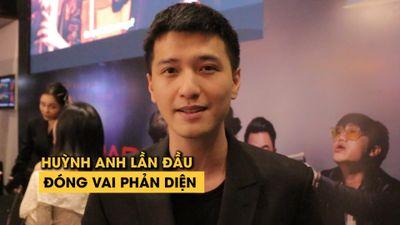 Trở lại sau scandal 'bùng vai', Huỳnh Anh lần đầu đảm nhận vai phản diện