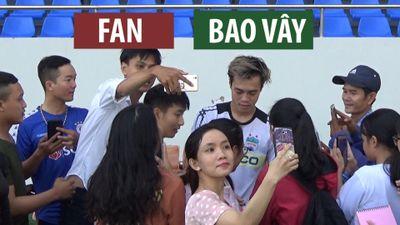 Văn Toàn, Văn Thanh, Hồng Duy, Tuấn Anh 'quên lối về' vì fan Đà Nẵng